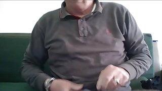 Italian Grandpa undressing