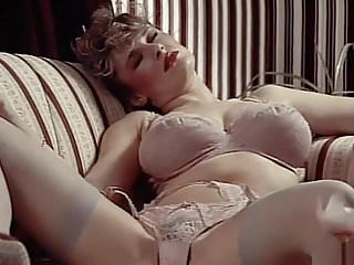 Vintage 80 s poster Lingerie daydream - vintage 80s big tits in stockings