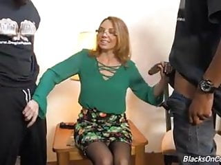 Mother fucking ass hole Mature mother kiki fucked in all holes by black bros