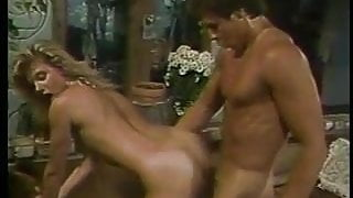 Ginger Lynn takes all of Peter North
