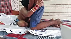 First ever rough fuck newly married bhabhi