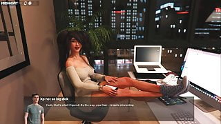 The Secret: Reloaded - Meeting with my assistant (4)