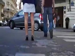Beautiful women sexy legs high heels Voyeur her sexy legs high heels