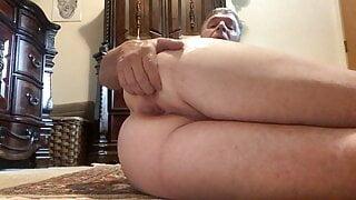 Big Booty Butt Fucking with 12 inch BBC Dildo