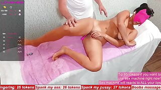Sensual Massage From My Friends Anna and Chase