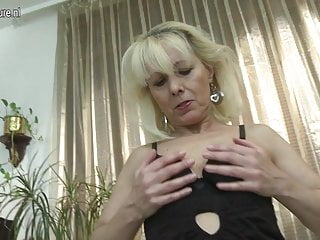 Black grandmoms fucking Sexy grandmom loves to play with herself