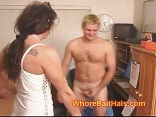 Office slut sex clips - Hot slut is a filthy office whore