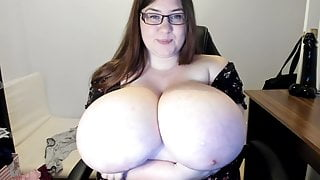 Legendary Huge Natural Tits