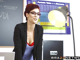 Harvard university porn - Jordi is welcomed in the new zz university by hot bitches