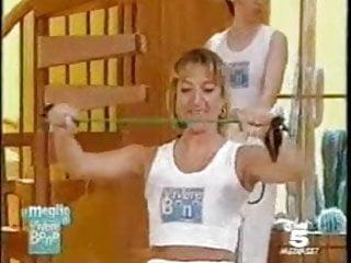 Maria conchita alonso upskirt - Upskirt maria teresa ruta haciendo gimnasia