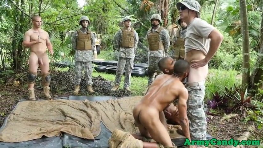 Hoy gay military sex images and fantastic naked military men first time jungle pound fest