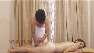 Massage bhabhi and fuck her