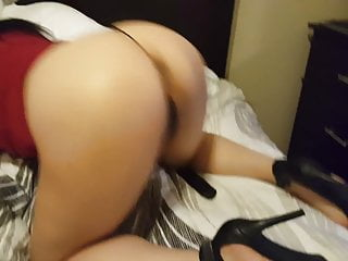 Booty shakin naked - Asian booty shakin for me