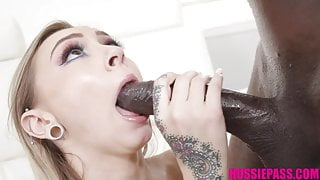 Hot Blonde Chloe Temple In Super Fucking Nervous Anal Action