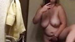 Chubby slut Amber exposed