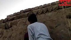 Пакистанская деревенская девушка
