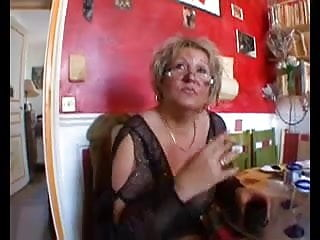 Shaved gential Hot shaved chubby granny in stockings fucking with two guys