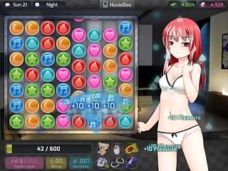 Bedroom erotic game Game - huniepop audrey bedroom stage