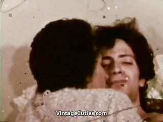 Girlfriend has hair around anus - Girlfriend has good blowjob skills 1960s vintage