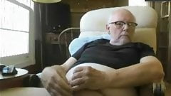 Grandpa's good erection