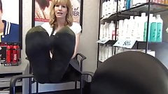 Milf Smelly Sox Soles