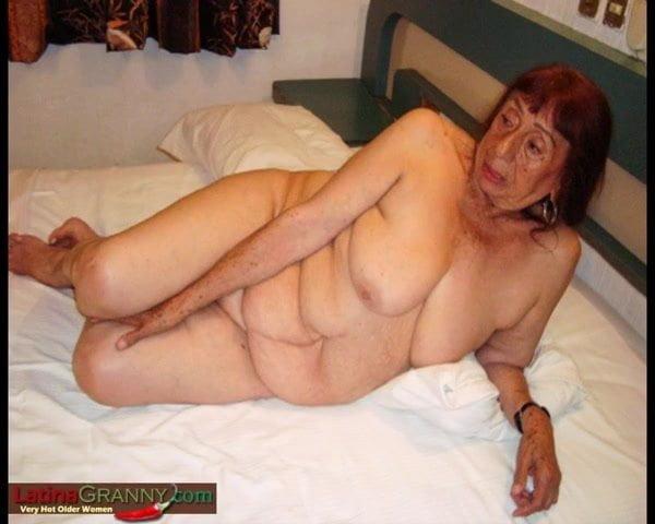 Chubby nude latina grannies