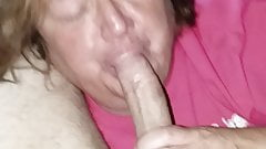 Peggys first taste of my cock 1 of 4