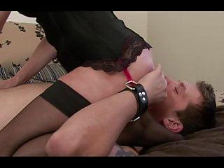 Old ass facesitting - Stepmommy mini series 03