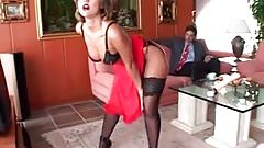 My MILF Exposed Hot wife in stockings interracial anal fuck