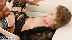 Stunning Elena Koshka Gets Fucked & Moans With Pleasure