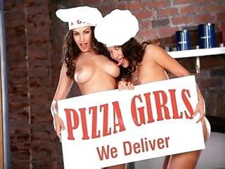 Aria giovanni lesbian movie Aria giovanni slideshow---pizza girls