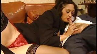 Sex on the sofa
