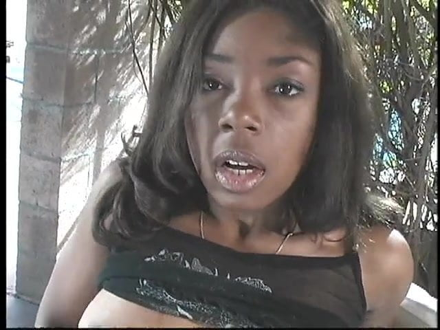 Black Ebony Fingering Solo