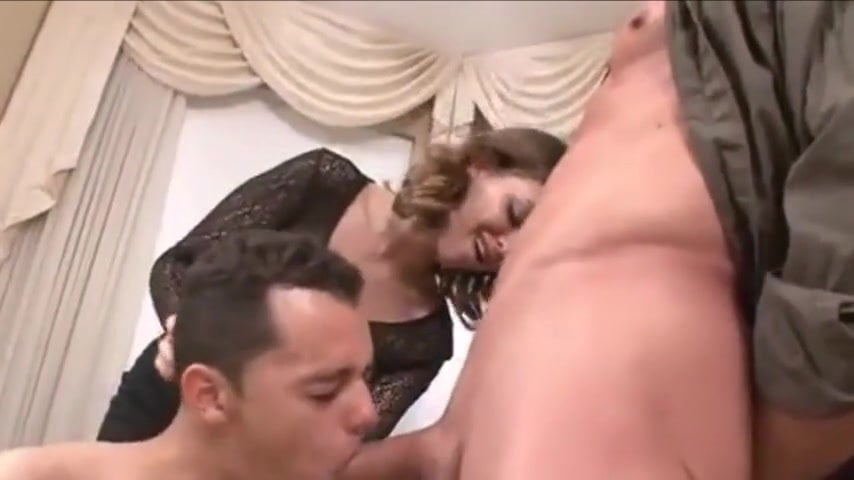 pegging bisexual and cuckold comp