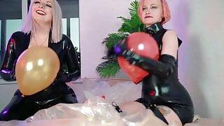 Looner fetish compilation video inflatable fetisch vid free