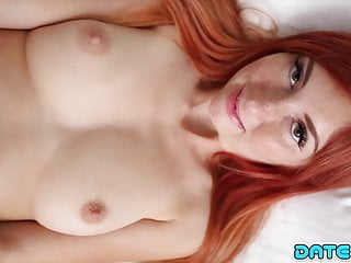 Freckled face bbw - Date slam - freckle-faced redhead gets fucked