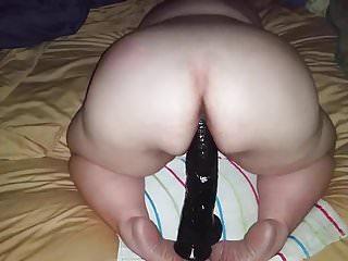 Fetish butt Big butt bbw huge dildo queen
