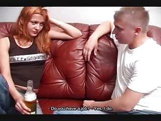 Treena big natural redheaded russian Natural young russian redhead