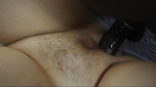 First Time with BBC, boyfriend records her getting stretched