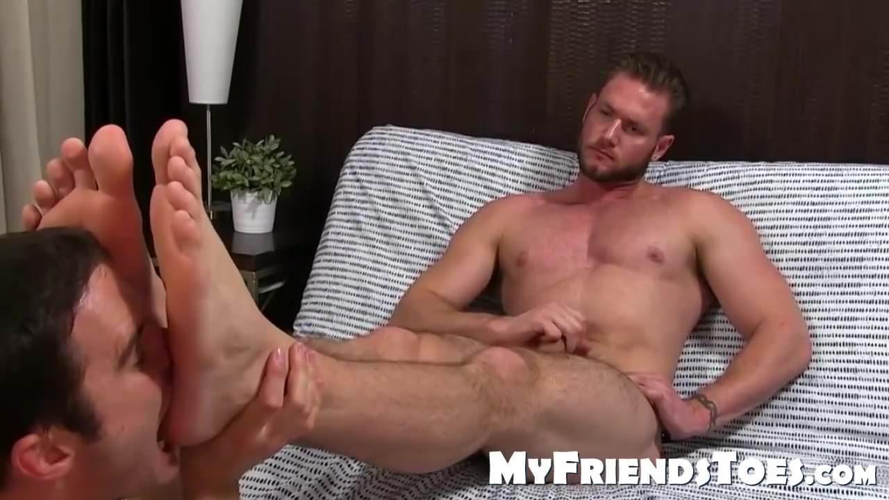 Feet Gay Sex