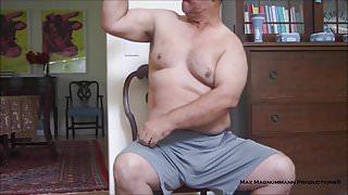 Max Magnummann: The Hung Stallion Sperminator