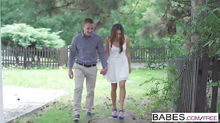 Babes - Elegant Anal - Matt Ice and Ally Breelsen - Tell Me