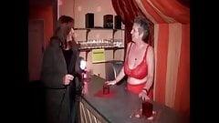 Velvet Swingers Club private gangbang party in Europe