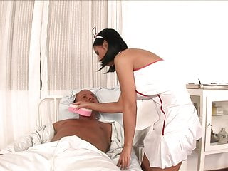 Medical facials dallas tx - Nurse squirts does anal takes facial cum and does footjob