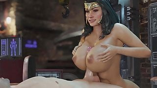 Marvel heroes porn collection