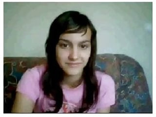 Naked chatroulette Chatroulette - 18 years old showing tight body