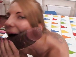Sexy esbian girls - Sexy russian girl enjoying a big black cock
