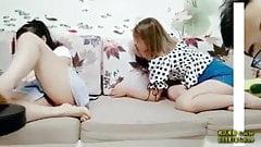 Chinese betrügt mit Schwester der Ehefrau