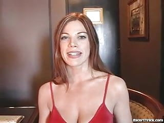 Paid to watch girlfriend fuck - Real escort paid to fuck on film