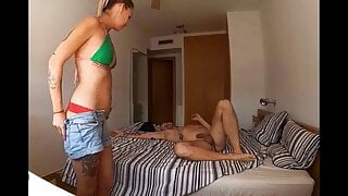 Amateur Couple in Natural Passionate Fuck89
